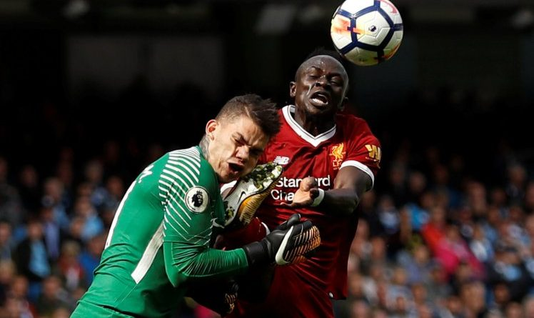 Mané Red Card
